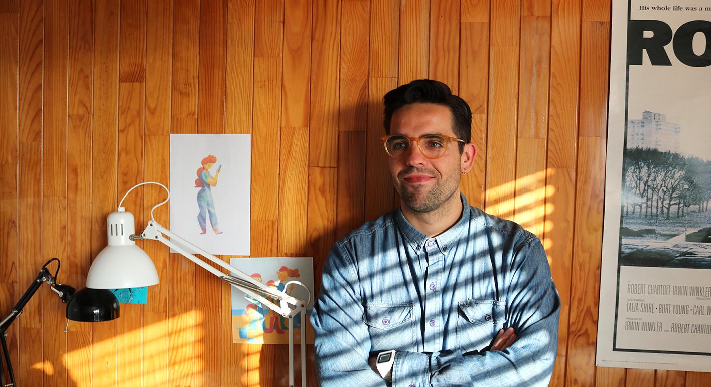 Jesús Escudero, Ilustrator.