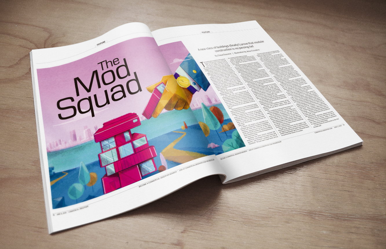 JesusArtcommercialobservermagazine