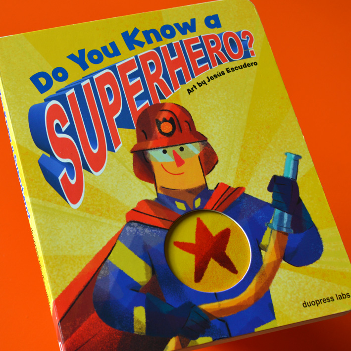 Do you know a Superhero?